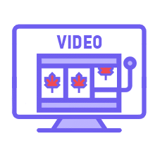 Video Slots in Canada