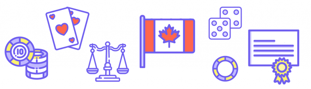 Overview gambling in canada